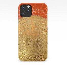 Land of the rising sun iPhone Case