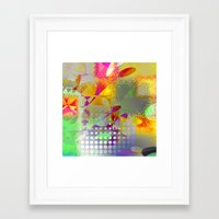 holiday Framed Art Prints featuring holiday by David Mark Lane
