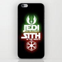jedi iPhone & iPod Skins featuring Jedi by Liquidsugar