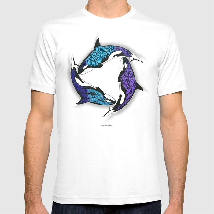ORCAS BUBBLES T-shirt