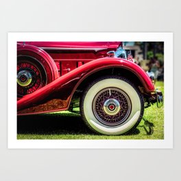 The Thirties Art Print