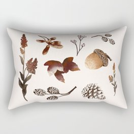 Autumn Treasure Rectangular Pillow