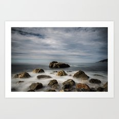 California Coast 2 Art Print