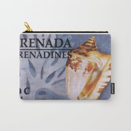 Hawk-wing Conch Carry-All Pouch