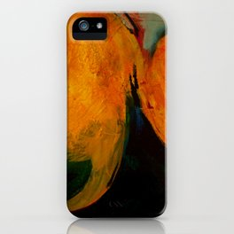 Orange Melons iPhone Case