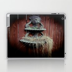 A Symbol For The King Laptop & iPad Skin