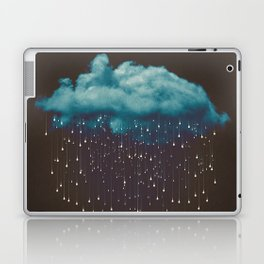 Let It Fall Laptop & iPad Skin