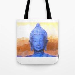 Mistic Buddha  Tote Bag
