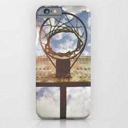 Hoosier Basketball iPhone Case
