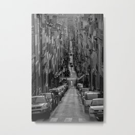 Compression, Marseille Metal Print