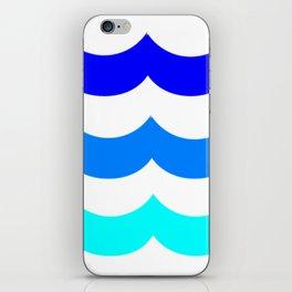 wave 1 iPhone Skin