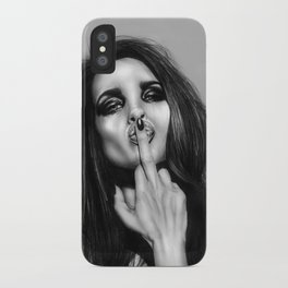 + The Bird is Back + iPhone Case