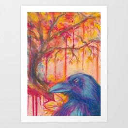 Seasons: Fall Art Print