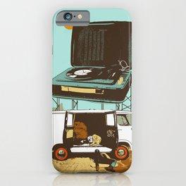 BROKEDOWN iPhone Case