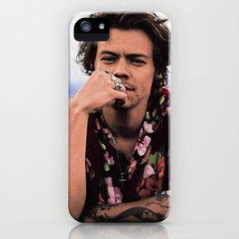 Summer love Harry iPhone Case