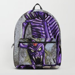 The horror of the deep Backpack