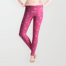 Dainties Bold Pink Leggings
