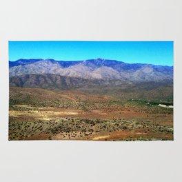 Sunset Point, Black Canyon City, AZ Rug