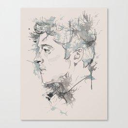 Castiel   Seraph Canvas Print