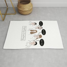 Family Outing Rug