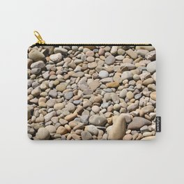 River Rocks Pebbles Carry-All Pouch