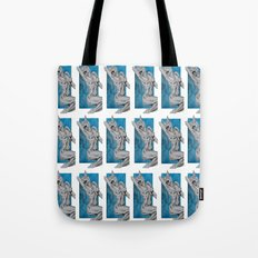 Kitties & Titties No.1 Montage Tote Bag