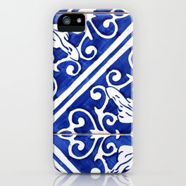 Azulejo #001 iPhone Case