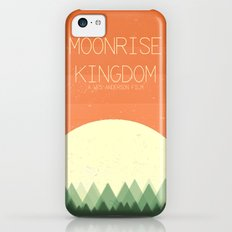 Moonrise Kingdom iPhone 5c Slim Case