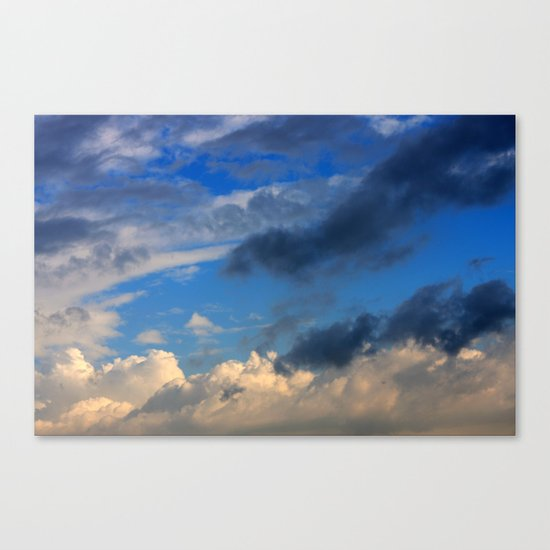 Magic in the Clouds Canvas Print