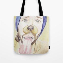 Jared Padalecki, watercolor painting Tote Bag