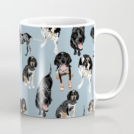 Bluetick Coonhounds Coffee Mug