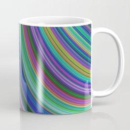 Striped fantasy Coffee Mug