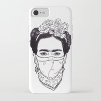 rebel iPhone & iPod Cases featuring Rebel by Diego L.D.