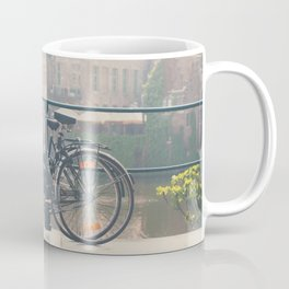 a bicycle date in Ghent Coffee Mug