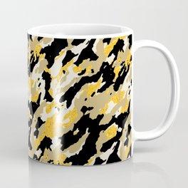 Golden Cheetah Coffee Mug