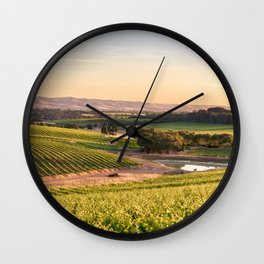 McLaren Vale Magic Wall Clock