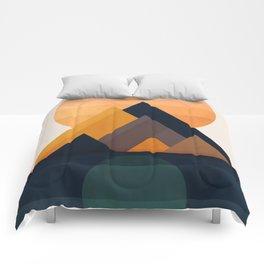Twin Sun Comforters