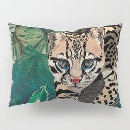 Ocelot Pillow Sham