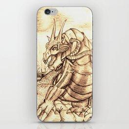 Dragon Vigil iPhone Skin