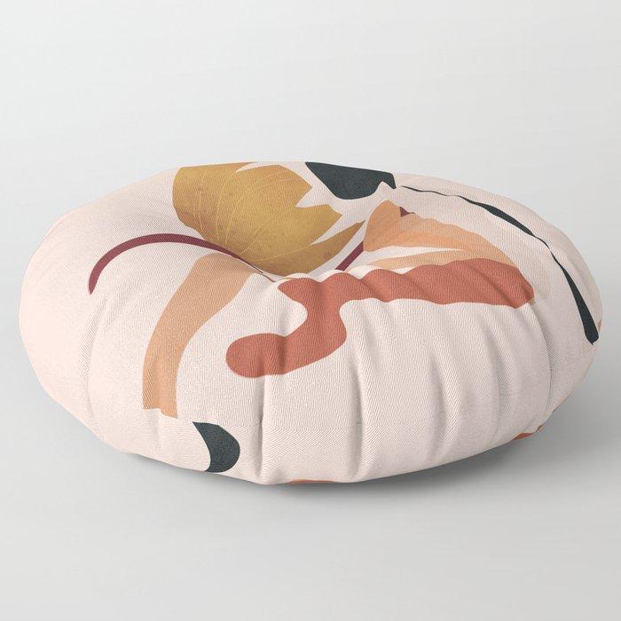 Gracefully Resting Floor Pillow