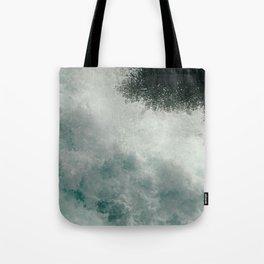 Crossing Cook Strait Tote Bag