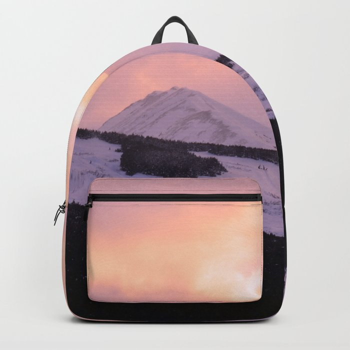 Rose Quartz Turbulence - III Backpack