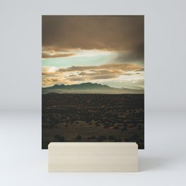 Southwest Mountains Mini Art Print