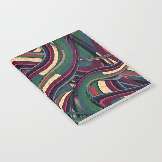 Swirl Madness Notebook
