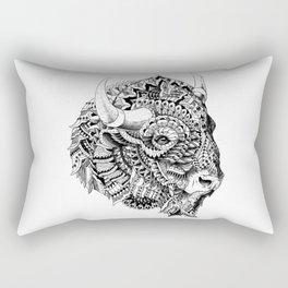 Bison v2 Rectangular Pillow