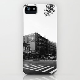 East Village Streets iPhone Case