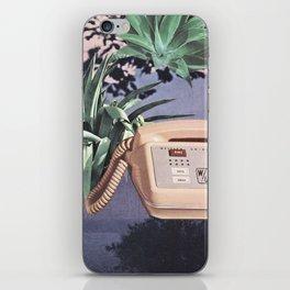 Late Nite Phone Talks iPhone Skin