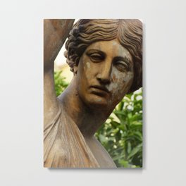 Athens III Metal Print