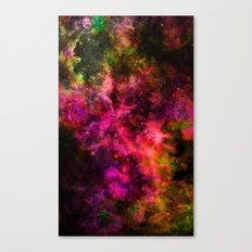 Everything is nothing 26 (therefore it was beautiful) Canvas Print