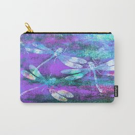 Mauritius Dragonflies WW Carry-All Pouch